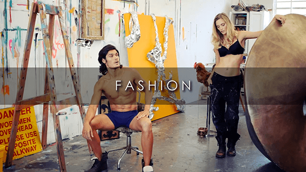 Fashion Showreel